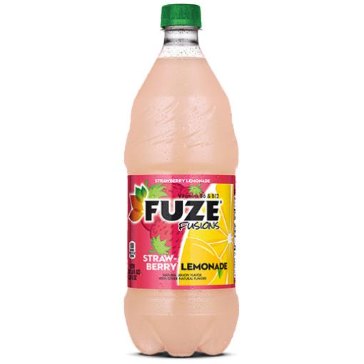 fuze strawberry lemonade 1ltr x12