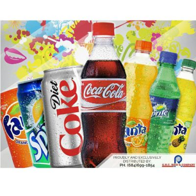 Coca-Cola Carbonated Products