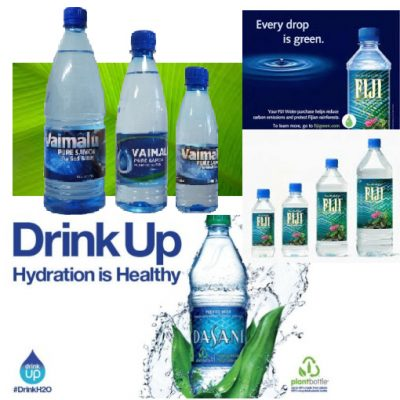 Bottled Purified Water